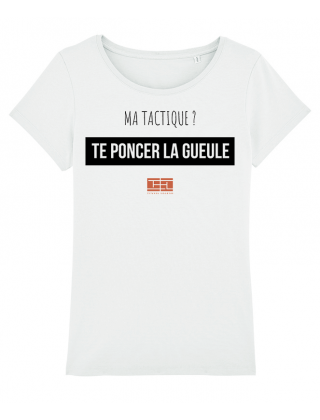 T-Shirt Tactique Te poncer...